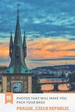 Have you ever been to Prague, the capital of Czech Republic? If not, click here to see 15 photos that will inspire you to pack your bags today!
