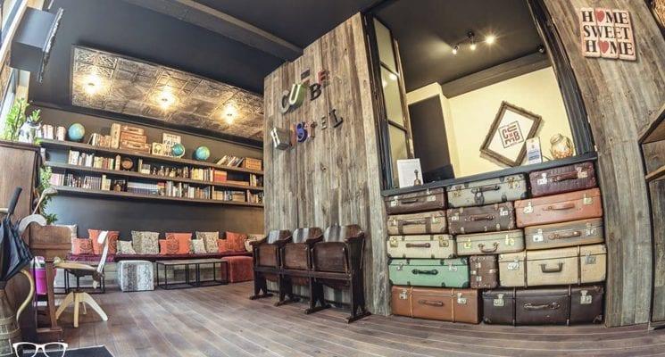 Best hostel in Leuven cube hostel-leuven