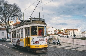 THE BEST HOSTELS IN LISBON