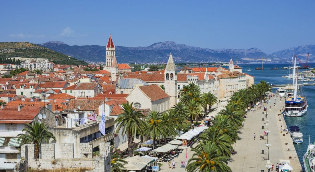 Things to do in Split - Take a day trip to Trogir Croatia
