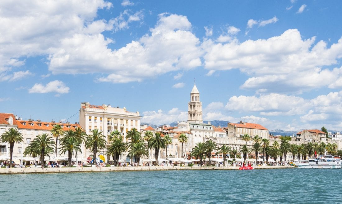Things to do in Croatia - Old Town Split Croatia