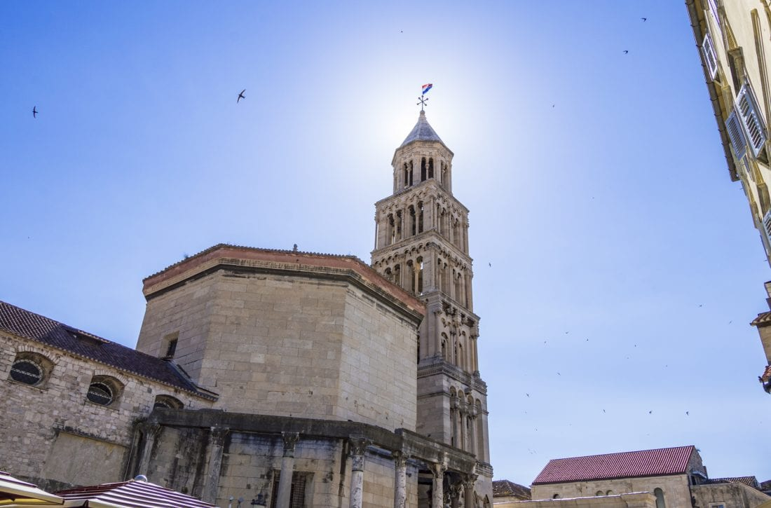 Bell Tower of St. Domnius, things to do in Split