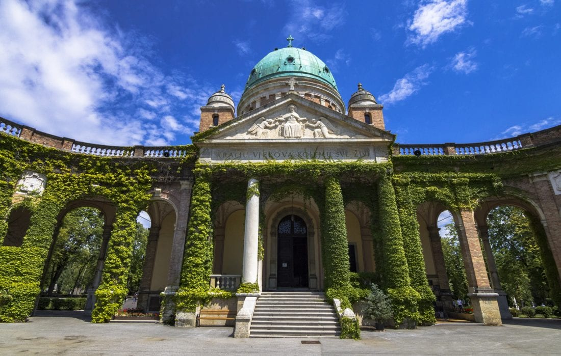 Things to do in Zagreb - Mirogoj Cemetery in Zagreb