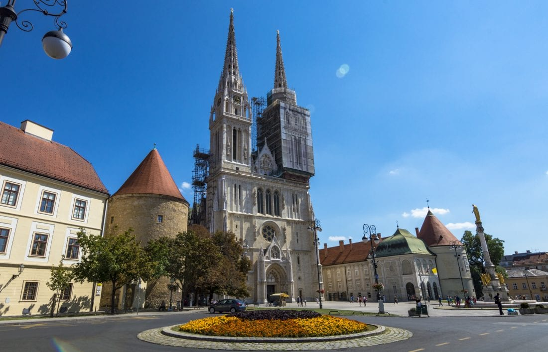 Cathedral of the Assumption of the Blessed Virgin Mary in Zagreb
