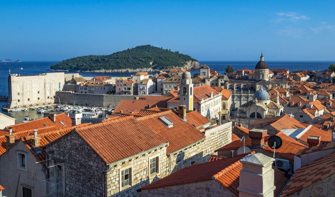 22 Things To Do In Croatia A Budget Travel Guide Just A Pack
