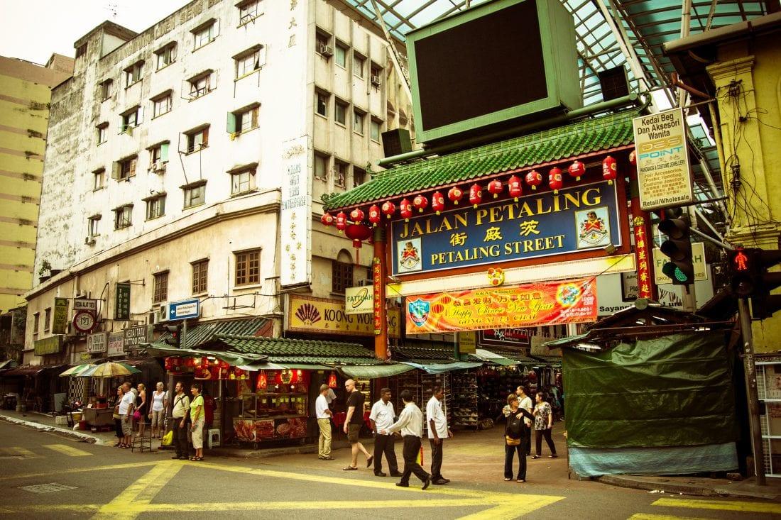 Bargain Shopping in Kuala Lumpur