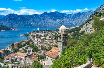 Things to do in Kotor Montenegro.