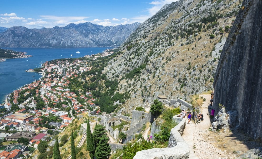 things to do in Kotor Montenegro