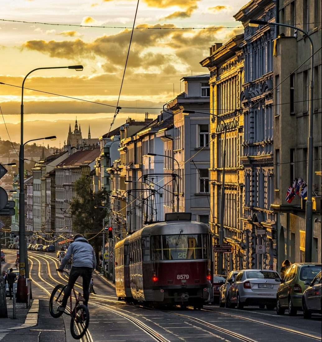 getting off the beaten path in prague