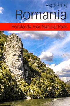 Portile de Fier Natural Park
