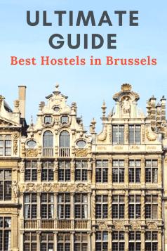 Best Hostels in Brussels