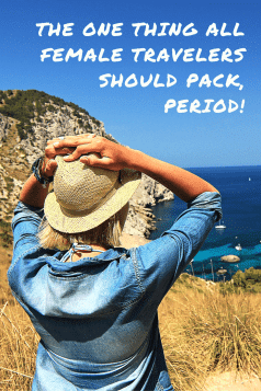 Dealing With Your Period While Traveling