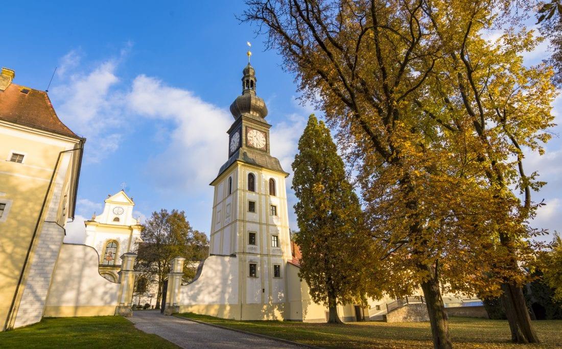 Zamek Zdar Vysocina Czech Republic