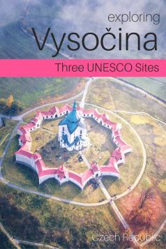 Vysocina Region Czech Republic