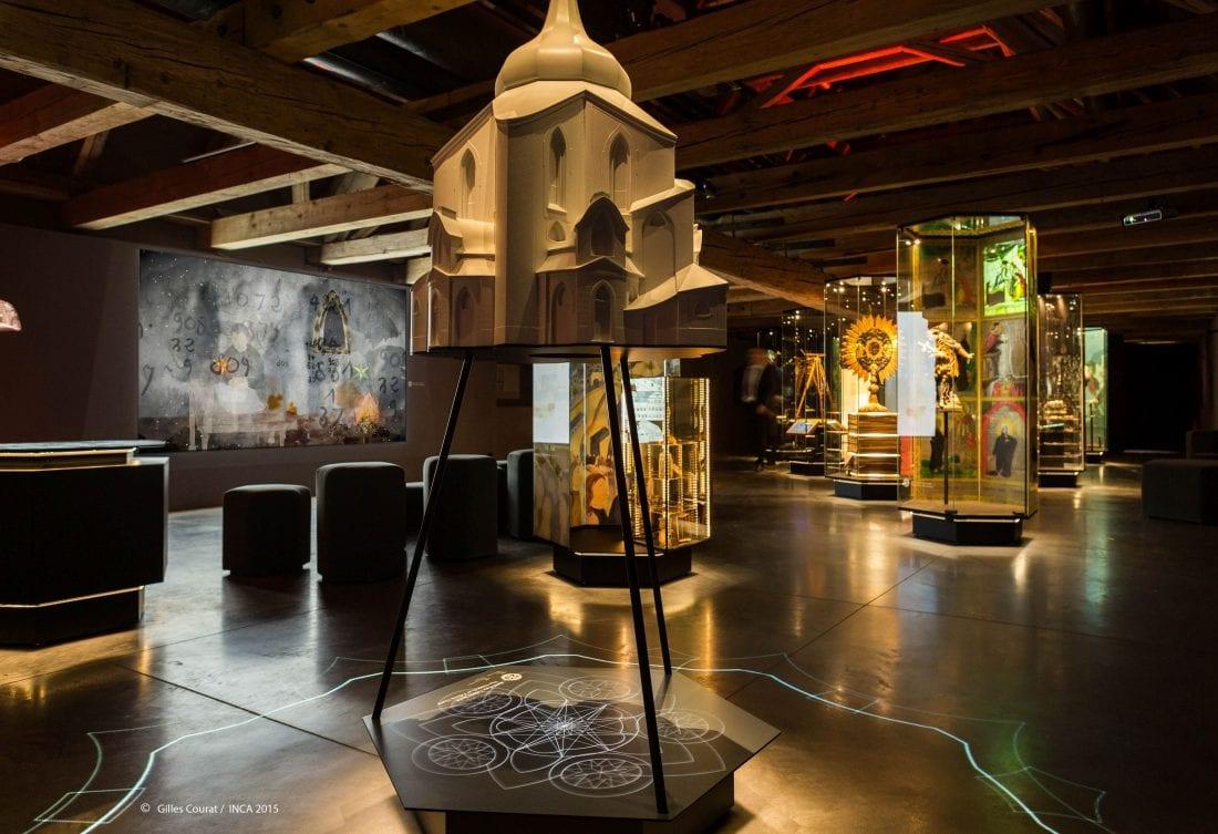 New Generation Museum, Zamek Zdar, Zdar