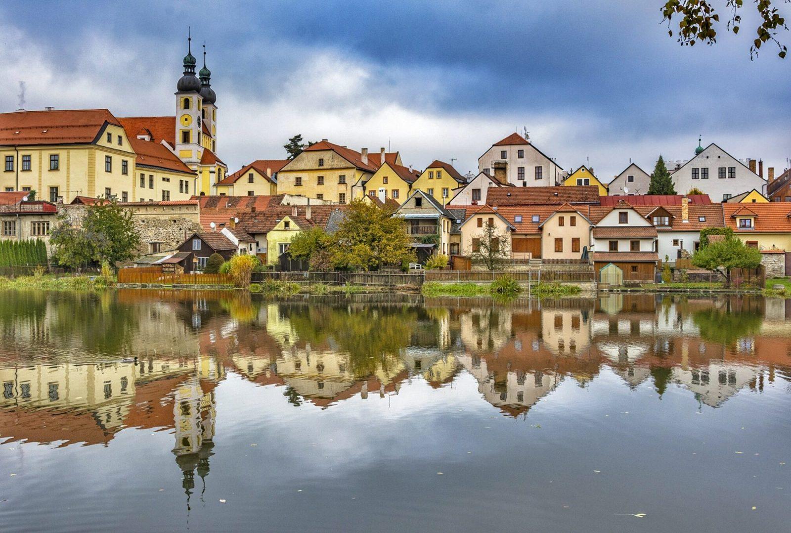 the UNESCO SItes of the Czech Republic - Telc