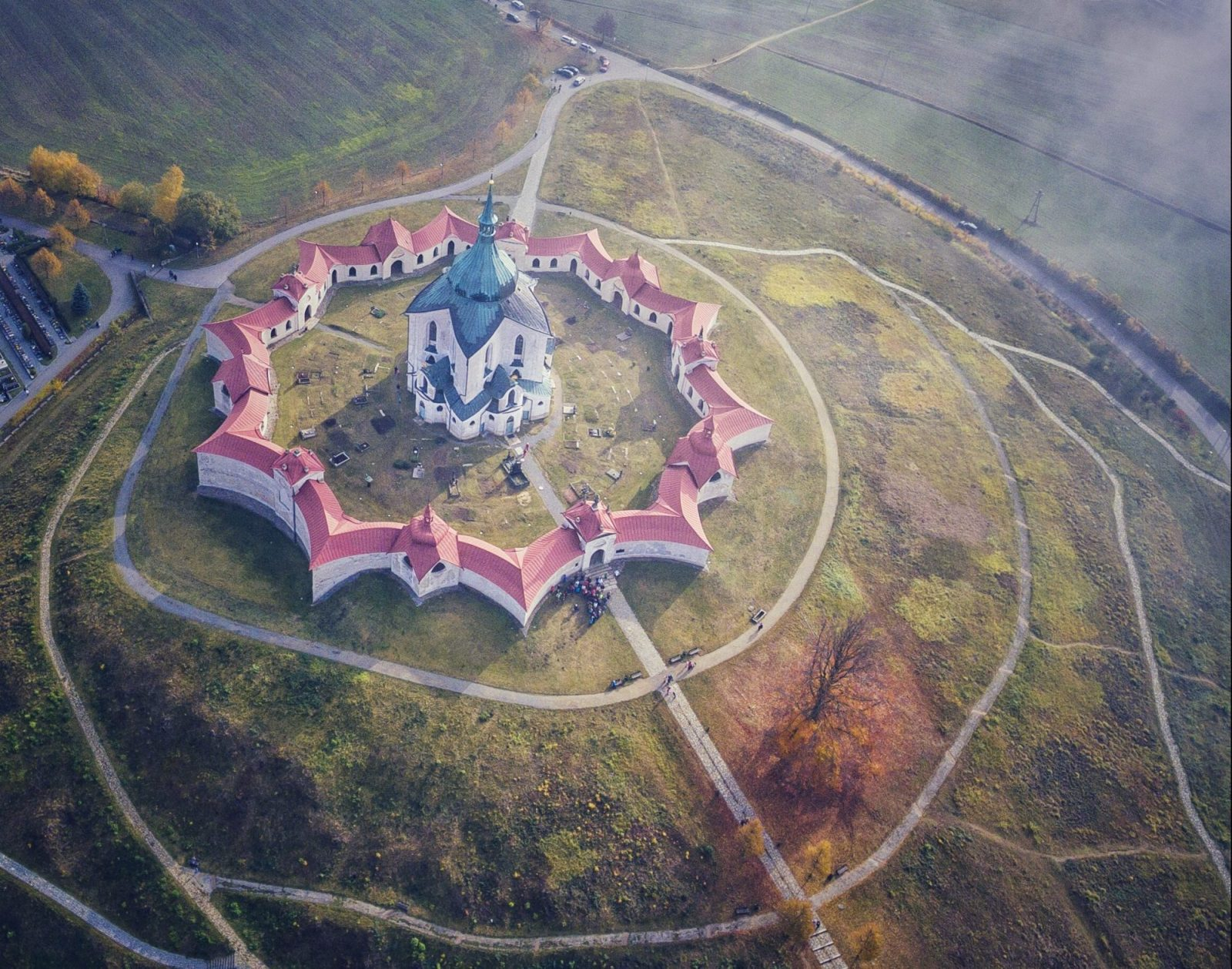 exploring the UNESCO sites in the Czech Republic