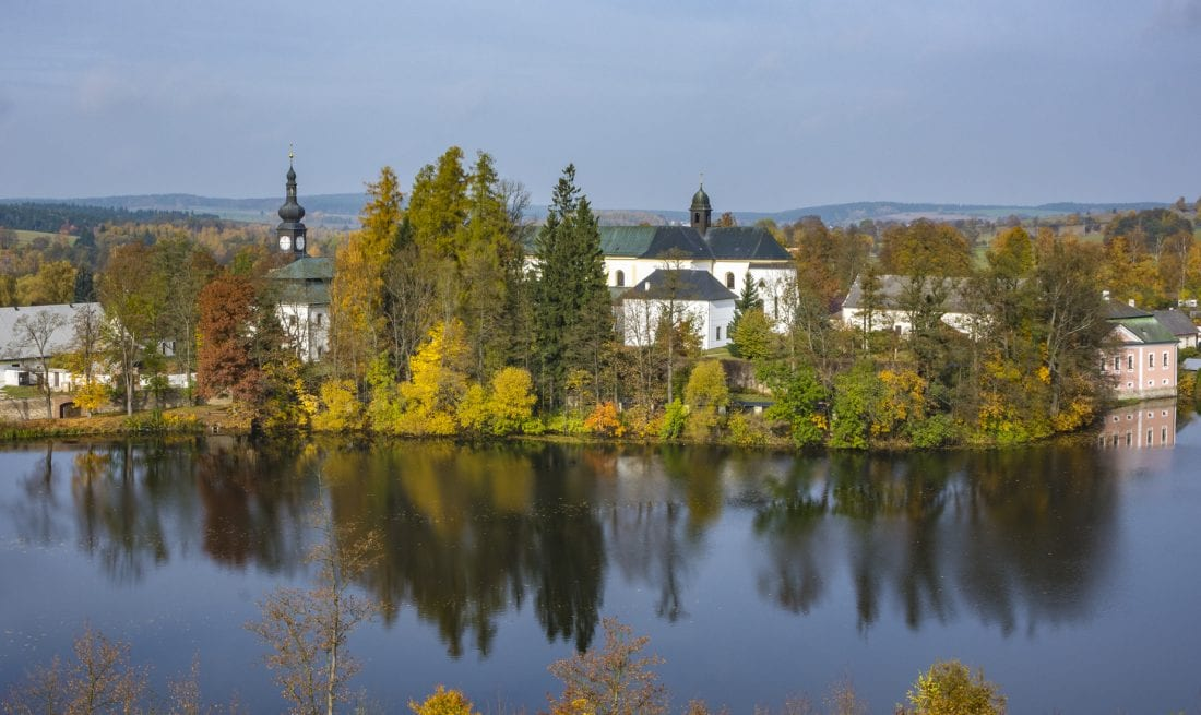 things to do in Vysocina, day trips form Prague