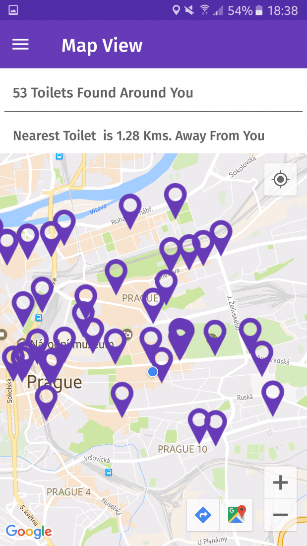 Best Toilet App for Female Travelers