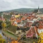 Cesky Krumloc, Czech Republic - countries to visit in 2017