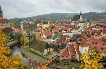 Cesky Krumloc, Czech Republic - countries to visit in 2017