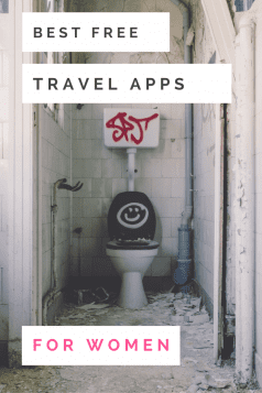 The Best Female Travel Apps