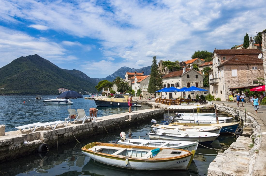 travel destinations for 2017 - Montenegro