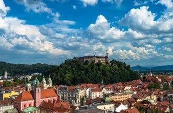 Ljubljana Caste - Best hostels in Ljubljana Slovenia