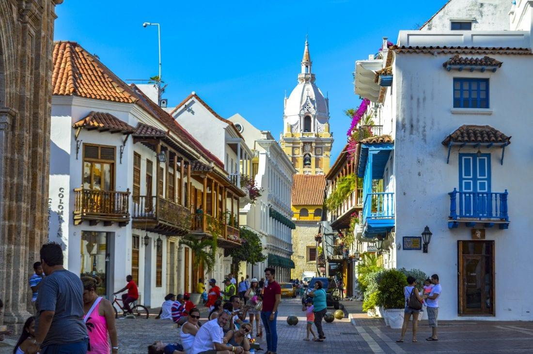 Cartagena Colombia Travel destinations 2017