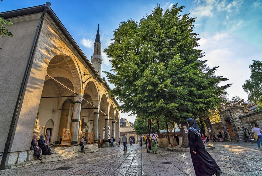 Why everyone should visit Sarajevo