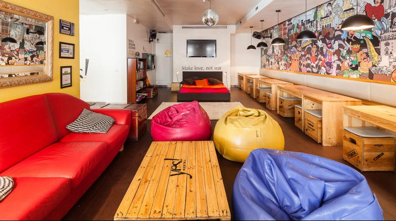 Best Party Hostel in Lisbon