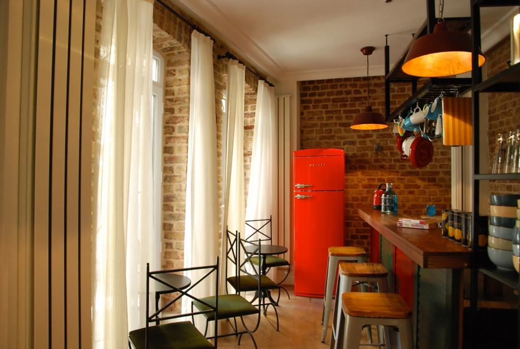 cleanest hostels in istanbul