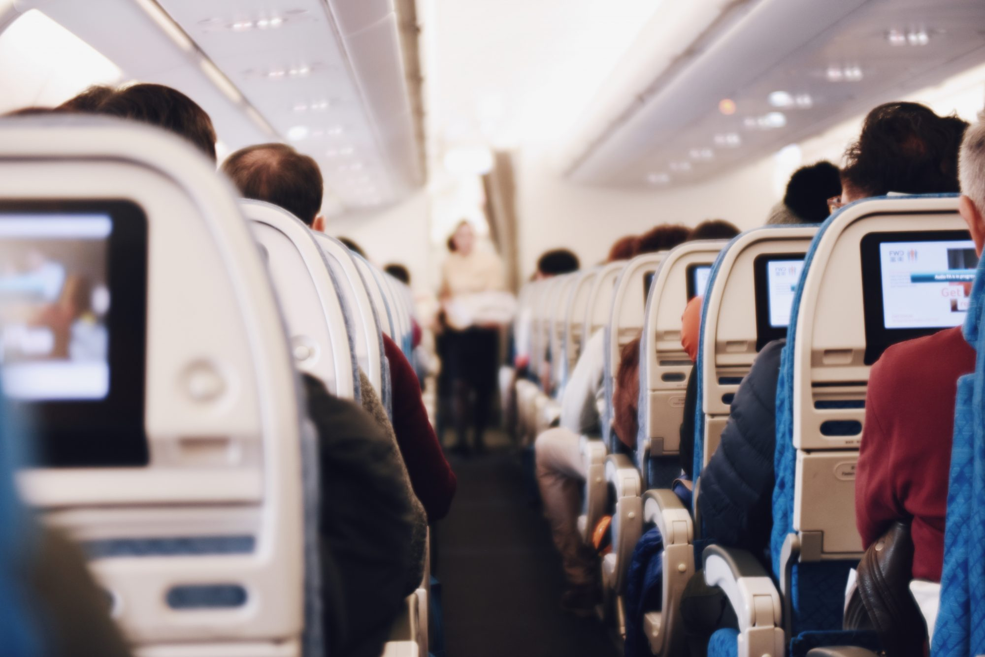 tips on how to survive an long flight