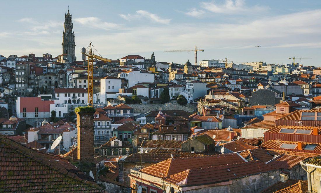 best hostels in Porto