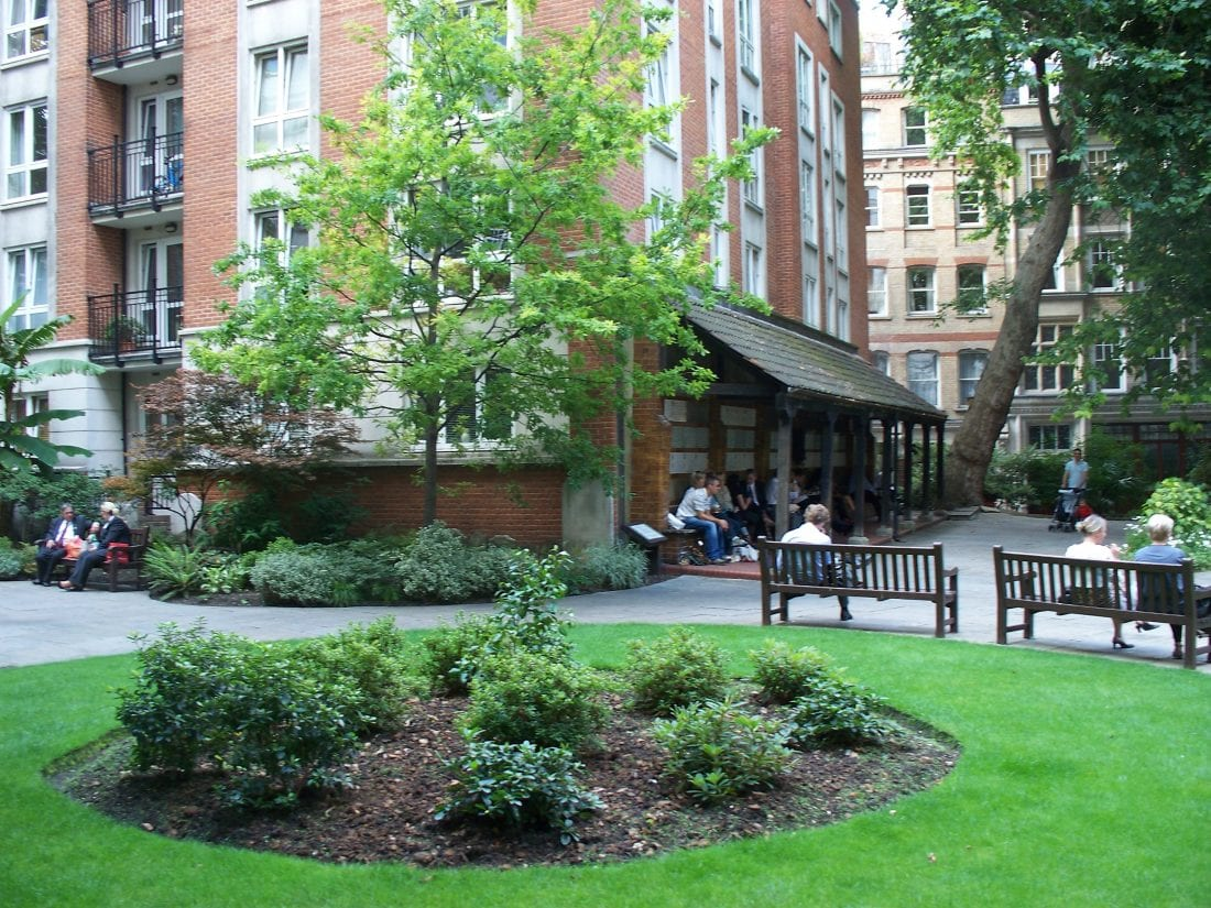 12 Quiet Places in London to Just Chill   Relax in London   Just a ...