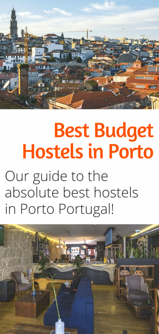 Best Budget Hostels in Porto Portugal - Save money and stay in some of the nicest hostels in Europe with our guide to the absolute best hostels in Porto Portugal! #budgettravel #porto #portugal #europe #travel