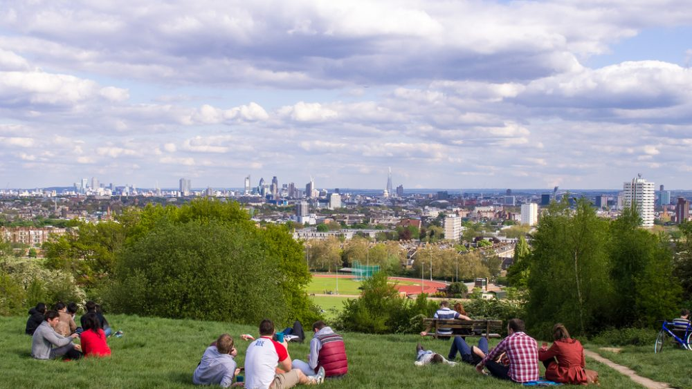 things to do in london, where to chill in london,hampstead heath