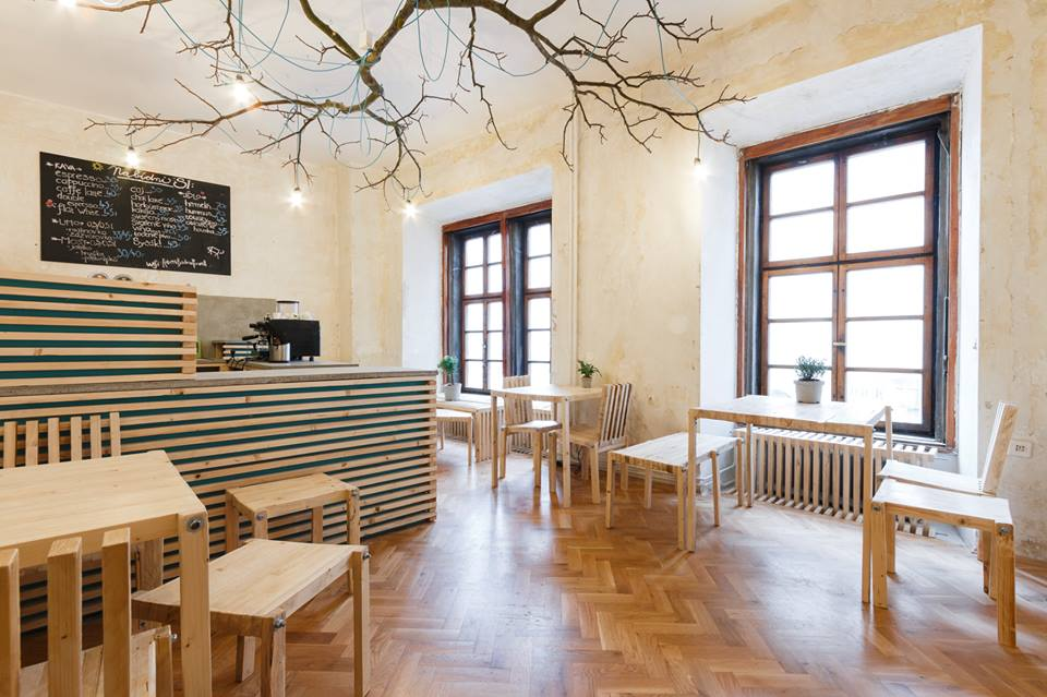 Skaut Institut Cafe in Prague