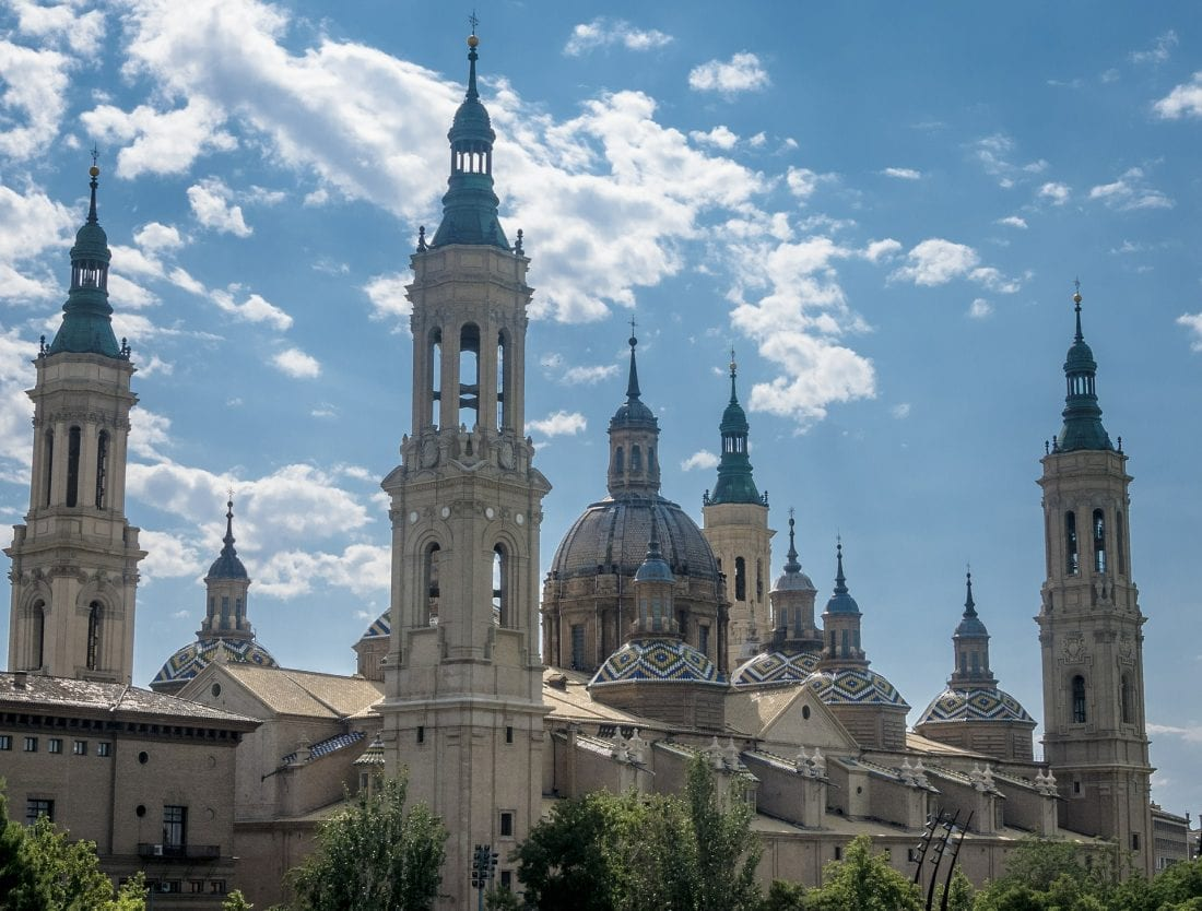 Day Trips from Barcelona Zaragoza Saragossa Spain