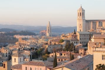 best day trips from barcelona girona spain