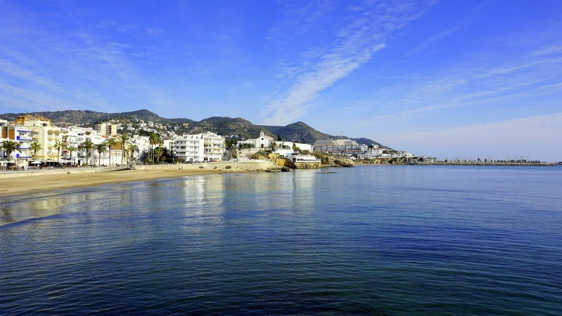 barcelona to sitges