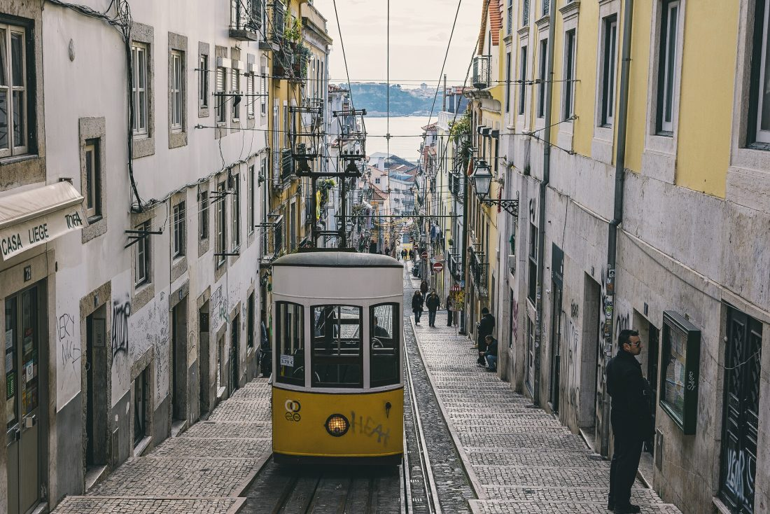 the trams of lisbon, things to do in lisbon