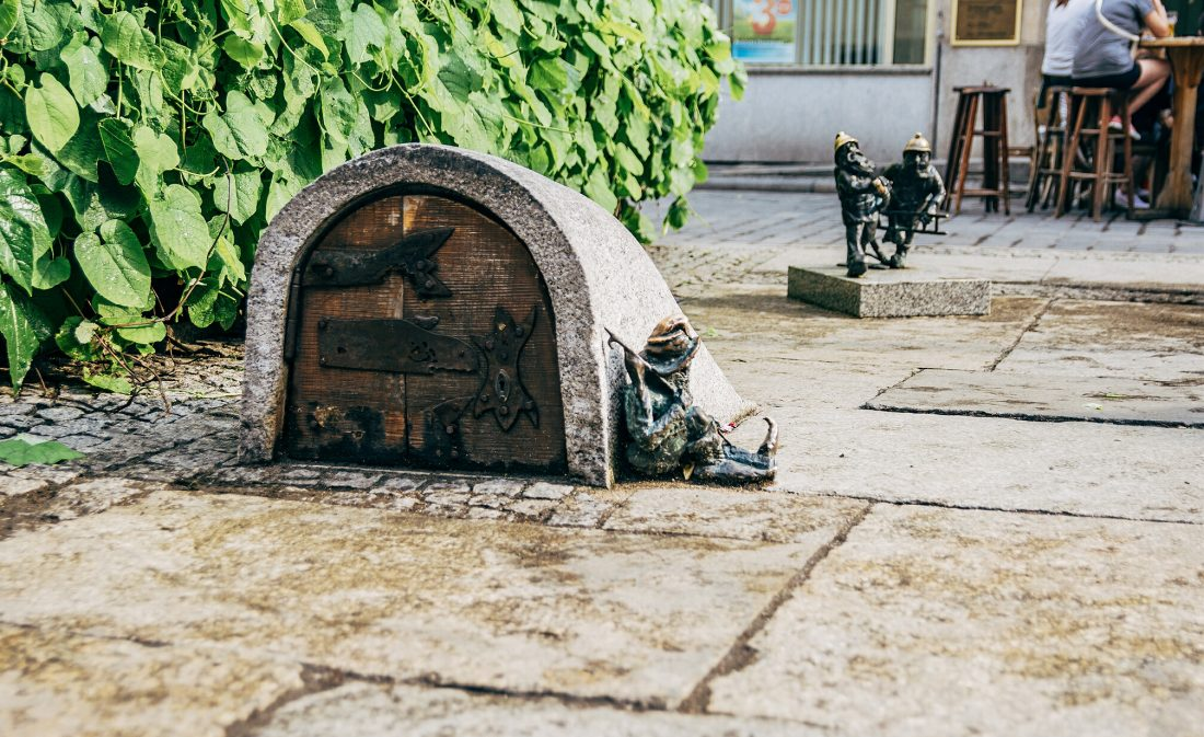 things to do in wroclaw poland find all the gnomes