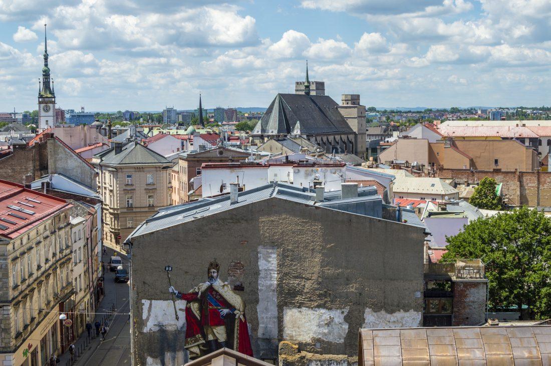 MOMA Rooftop Olomouc
