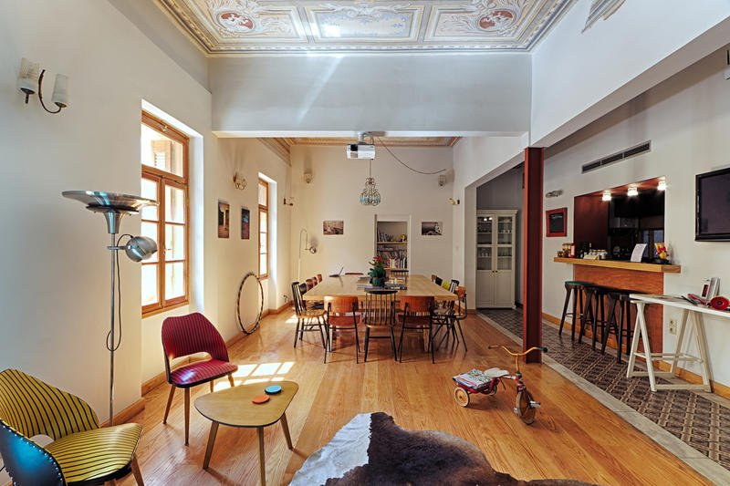 best hostels in athens greece