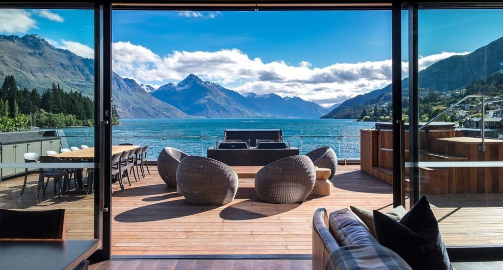 6 of the best boutique hotels in queenstown just a pack for Design hotel queenstown