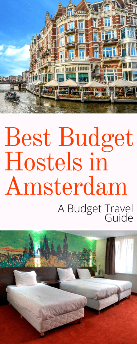 best budget hostels in amsterdam