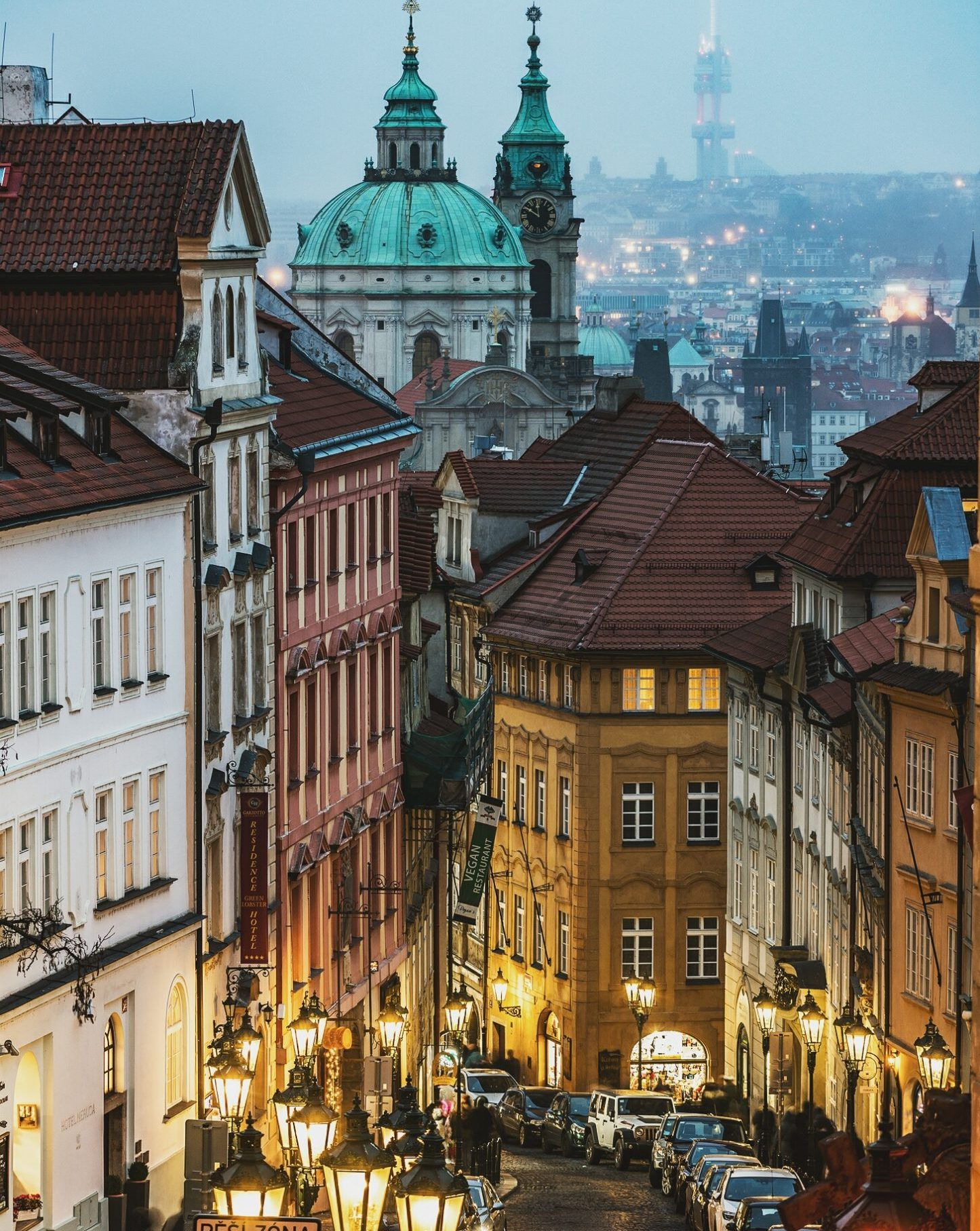 things to do in Prague Explore Mala Strana