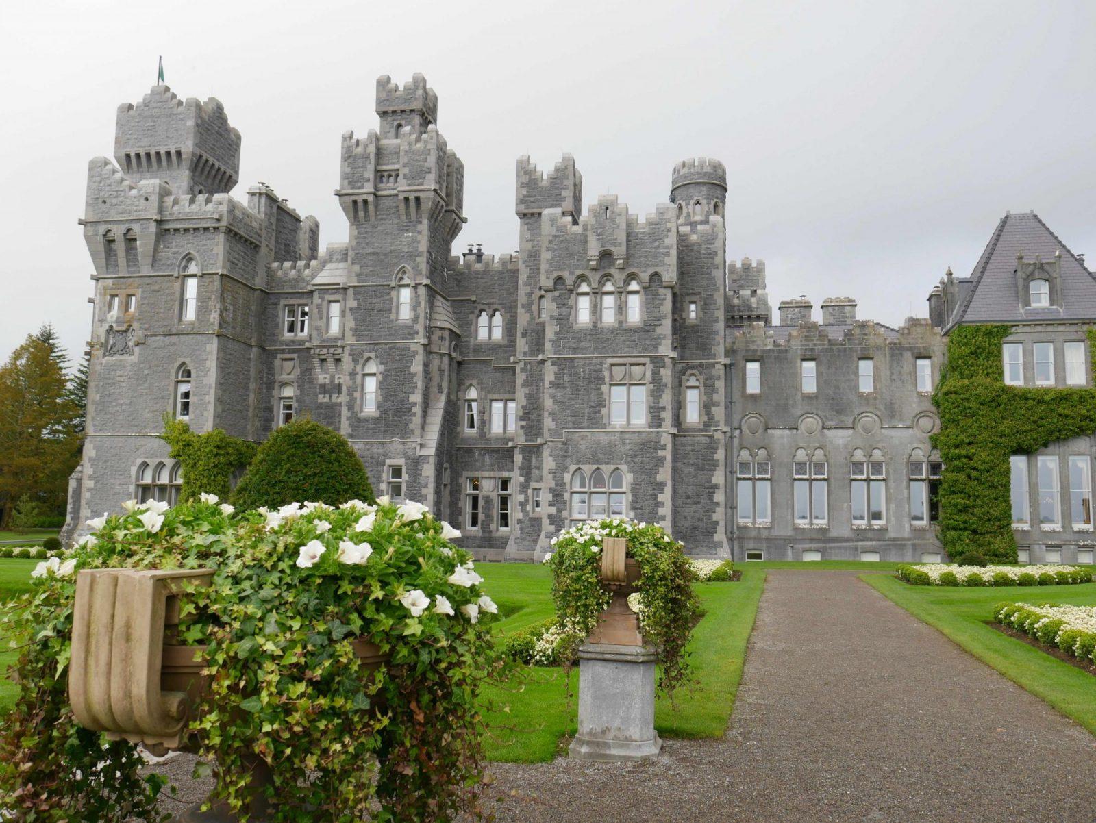 day trips from Dublin - Ashford Castle