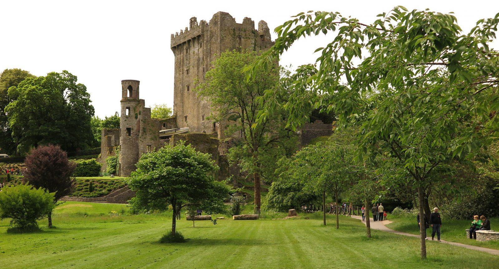 blarney castle day trip dublin